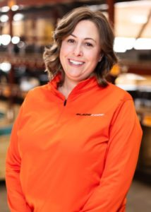 Contact Leah Glucoft - BladeCore Western States Territory Manager