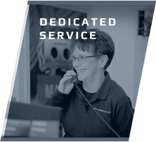 BladeCore - Dedicated Service
